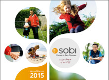 Sobi publishes 2015 Annual Report