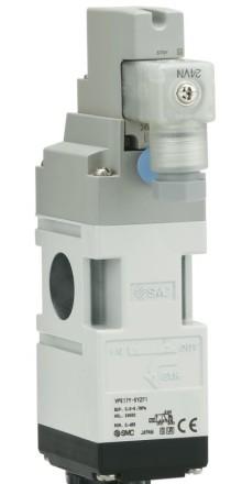 VP500 – en ny avstängningsventil för modulärt montage