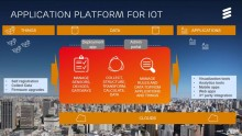 ​Sigma initiates a close and strategic partnership with Ericsson AB around Internet of Things