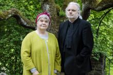 """I den nye boka """"Ro mitt hav"""" har Anne Marit Jakobsen samla sine favoritt Jon Fosse-dikt"""