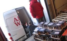 Abba Seafood skänker över 60 000 måltider till behövande
