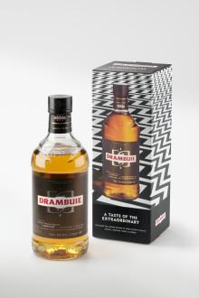 Klassikern Drambuie lanseras med presentförpackning i limiterad upplaga