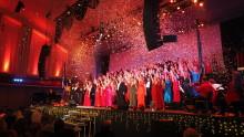Upplev världsmästarkörens julshow på Hovet