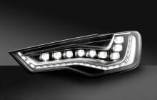 Hella levererar LED-huvudstrålkastare till nya Audi A6