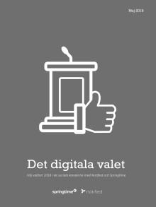 Det digitala valet maj 2018