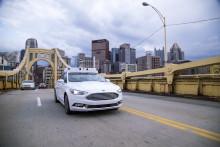 A Ford hamarosan már több nagyvárosban is tesztelheti az önvezető járművekre épülő új szolgáltatásait