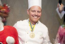 Årets konditor 2013 är Patrik Fredriksson från Clarion Hotel Post