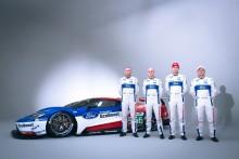 A Ford utolsó próbatétele a Le Mans 24 órás futam előtt