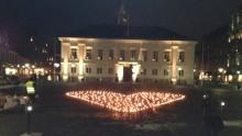 Internationella barncancerdagen uppmärksammas i Sverige