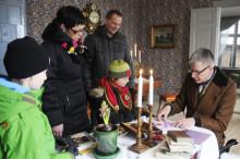Pressvisning inför årets julstök torsdag den 24 nov  kl 11.