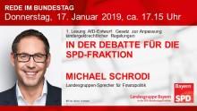 Michael Schrodi  in der Bundestagsdebatte