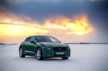 Ice cool I-PACE