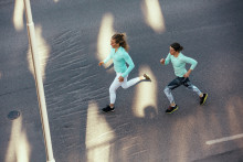 Barncancerfonden och Vitamin Well siktar på nytt rekord inför Run of Hope