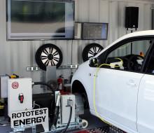 USA väljer Rototest för ny elbilstest