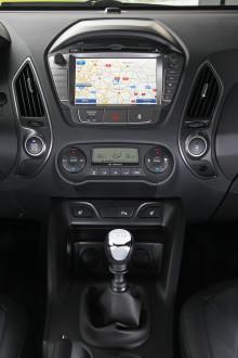 Ny ix35 med større kjøreglede og mer teknologi