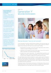 Generation Y 1 - Flexibla kontorslokaler
