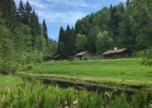 Pressinbjudan: invigning av besöksmålet Fäboden i Säterdalen