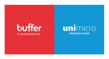 Uni Micro og Sparebanken Vest samarbeid.