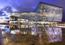 Harpa i Reykjavik er kåret som Nordeuropas bedste kongrescenter i 2012