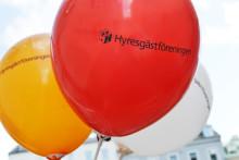Jubileumsfirande i Ängelholms Hembygdspark när Hyresgästföreningen Nordvästskåne fyller 80 år