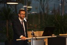 Dr. Christophe Fricker zum Fellow der Royal Society of Arts ernannt / Projekte für Nachhaltigkeit und Pädagogik im Blick