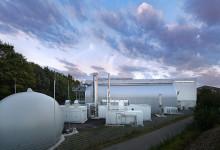 Mångmiljoninvestering i ny biogasanläggning