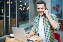 Småföretagarna optimistiska – över hälften tror på ökad försäljning
