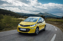 Opel Ampera-e lanseras etappvis i Europa
