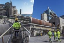 Cementa och Vattenfall satsar på nollutsläpp