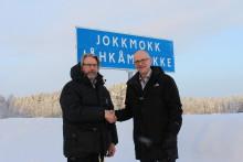 Vattenfall samlar all personal i Jokkmokk under ett tak