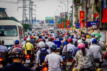 Data and education are the keys to safer roads in Vietnam