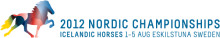 Nordiska Mästerskap för Islandshästar i Eskilstuna
