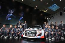 Hyundai Motorsport startklara för VM 2014