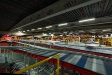 DHL Express inviger sin nya hubb i Bryssel