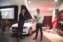 Audi igen vært for tung talentmasse