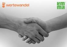 Wertewandel und go to emma schließen strategische Kooperation