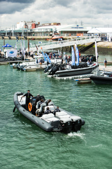 Seawork International: Cox Diesel Outboard Performance Wins Industry Seal of Approval
