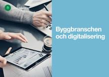 Ny undersökning från Svensk Byggtjänst: Låg digital nivå i byggsektorn – men nu tar utvecklingen fart