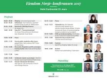 PRESSEINVITASJON: Eiendom Norge konferansen 2017 den 23. mars.