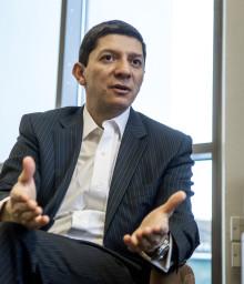 Akutläkare från Colombia ny chef för Novartis Onkologi