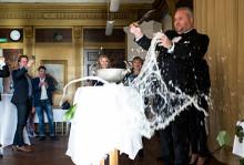 Pressbilder från champagnepremiären på Rånäs Slott!