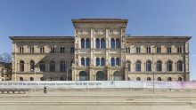 Nationalmuseum nominerat till Årets Bygge