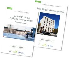 Grønn Byggallianse lanserer tipshefte og veileder om forenkling av tekniske systemer