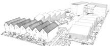 OBOS utvecklar bostäder på CV-området i Örebro