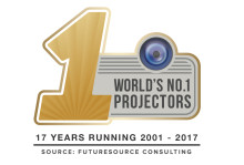 Epson Names World's Number One Projector Brand in Southeast Asia and Worldwide for 17 Consecutive Years