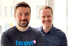 Happyr stärker sitt kunderbjudande med kompetens från CareerBuilder
