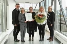 Stena Recycling får InExchange miljöpris