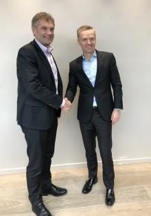 Telia kjøper privatkundene til NextGenTel