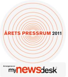Europeiska vinner titeln årets pressrum för andra året i rad