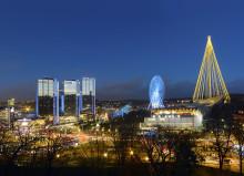 Gothia Towers och Svenska Mässan certifierade enligt hållbarhetsstandarden ISO 20121